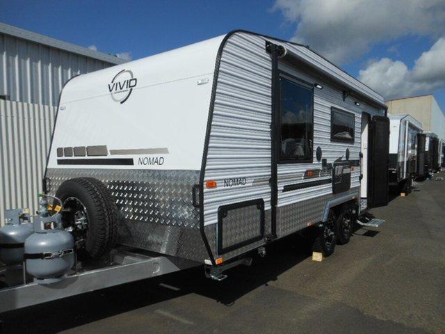 New Vivid Caravans Nomad Edition. 19'6