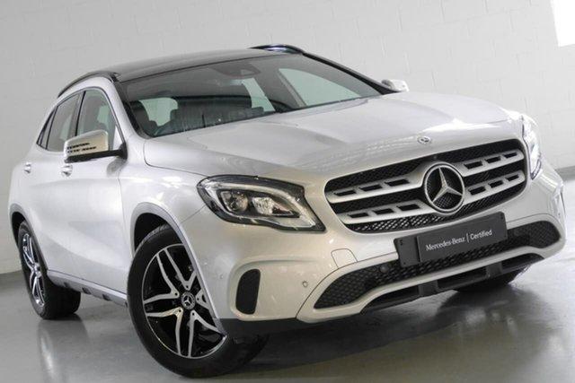 Used Mercedes-Benz GLA180 DCT, Warwick Farm, 2018 Mercedes-Benz GLA180 DCT Wagon