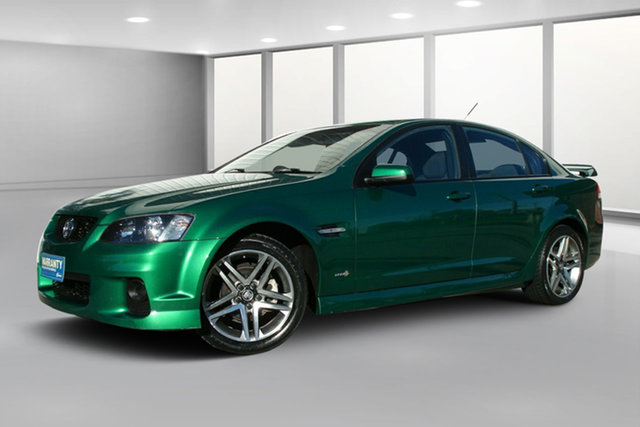 Used Holden Commodore SV6, West Footscray, 2011 Holden Commodore SV6 Sedan