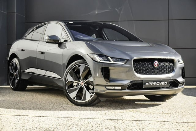 Used Jaguar I-Pace EV400 AWD HSE First Edition, Geelong, 2018 Jaguar I-Pace EV400 AWD HSE First Edition Wagon