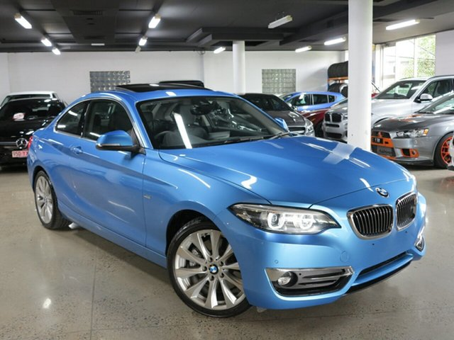 Used BMW 230i Luxury Line, Albion, 2018 BMW 230i Luxury Line Coupe