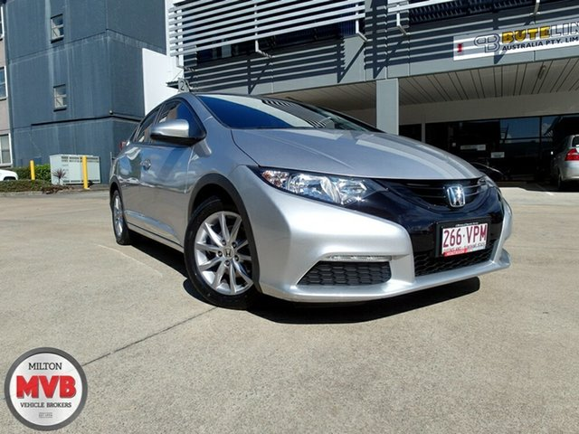 Used Honda Civic VTi-S, Eagle Farm, 2015 Honda Civic VTi-S Hatchback