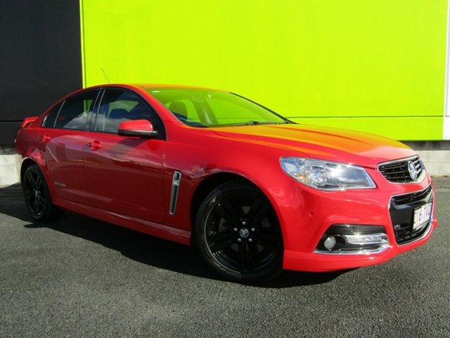 Used Holden Commodore SS Storm, Underwood, 2014 Holden Commodore SS Storm Sedan