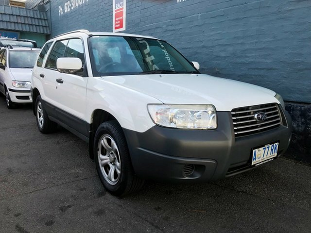 Discounted Used Subaru Forester X, Hobart, 2007 Subaru Forester X Wagon