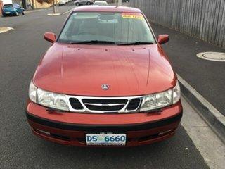 1999 Saab 9-5 SE Sedan.
