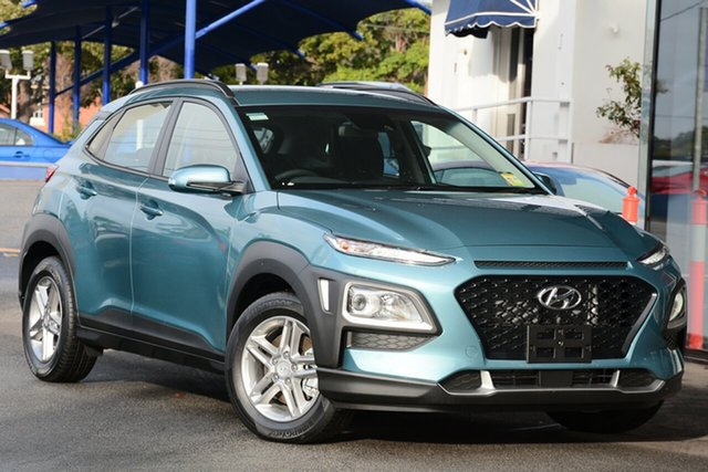 New Hyundai Kona Active D-CT AWD, Indooroopilly, 2019 Hyundai Kona Active D-CT AWD Wagon