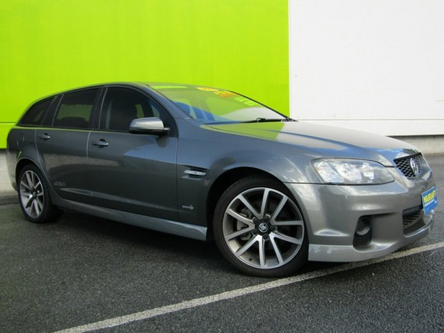 Used Holden Commodore SS-V, Underwood, 2010 Holden Commodore SS-V Sportswagon