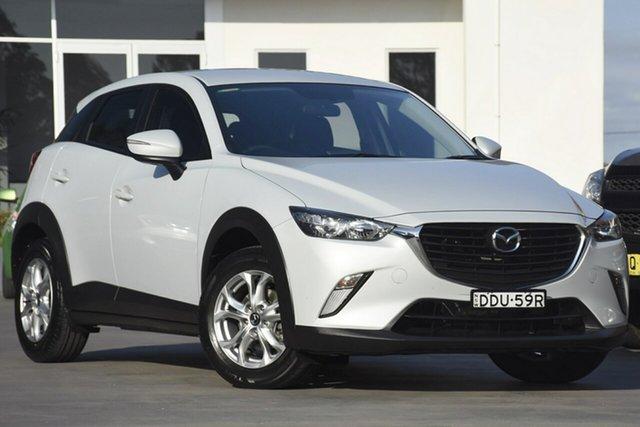 Used Mazda CX-3 Maxx SKYACTIV-Drive, Narellan, 2015 Mazda CX-3 Maxx SKYACTIV-Drive SUV