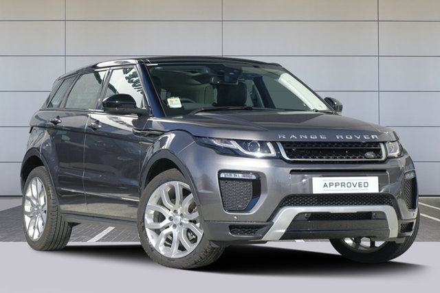 Demonstrator, Demo, Near New Land Rover Range Rover Evoque TD4 180 SE Dynamic, Southport, 2017 Land Rover Range Rover Evoque TD4 180 SE Dynamic Convertible