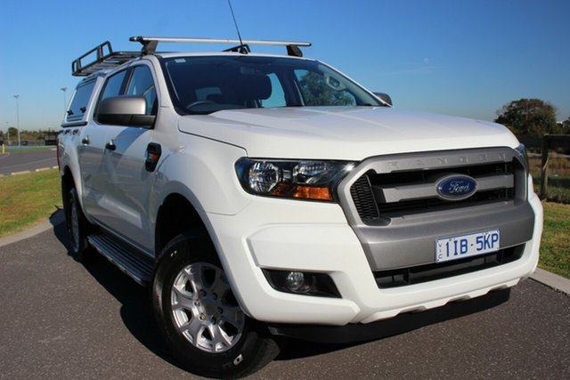Used Ford Ranger XLS Double Cab, Officer, 2016 Ford Ranger XLS Double Cab Utility