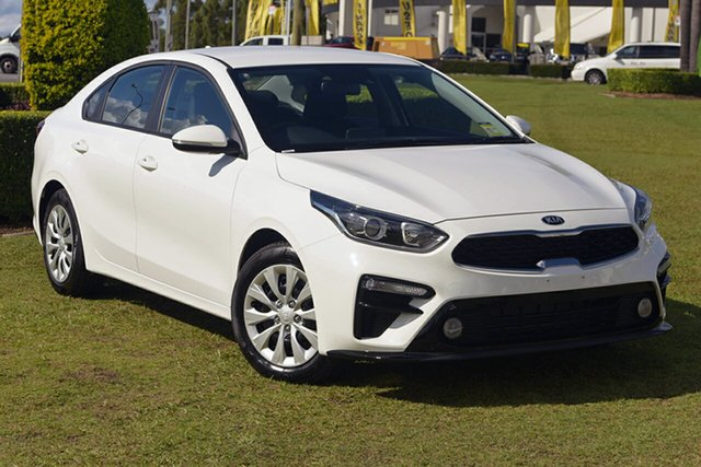 Demonstrator, Demo, Near New Kia Cerato Sport, Southport, 2018 Kia Cerato Sport Sedan