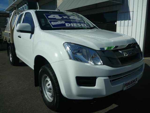Used Isuzu D-MAX SX Space Cab, Edwardstown, 2016 Isuzu D-MAX SX Space Cab Cab Chassis