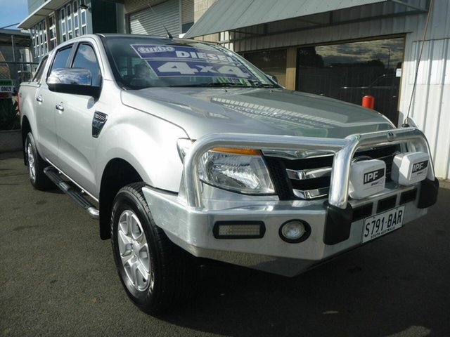 Used Ford Ranger XLT Double Cab, Edwardstown, 2014 Ford Ranger XLT Double Cab Utility