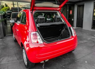 2013 Fiat 500 POP Hatchback.