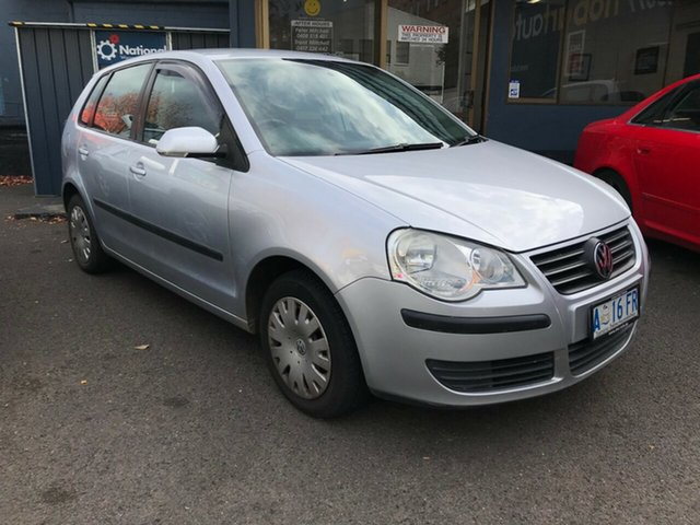 Discounted Used Volkswagen Polo Match, Hobart, 2008 Volkswagen Polo Match Hatchback