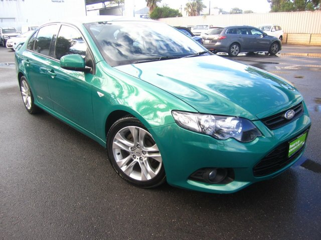 Used Ford Falcon XR6, St Marys, 2012 Ford Falcon XR6 Sedan
