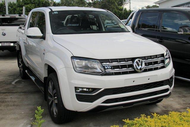 New Volkswagen Amarok TDI580 4MOTION Perm Ultimate, Indooroopilly, 2019 Volkswagen Amarok TDI580 4MOTION Perm Ultimate Utility