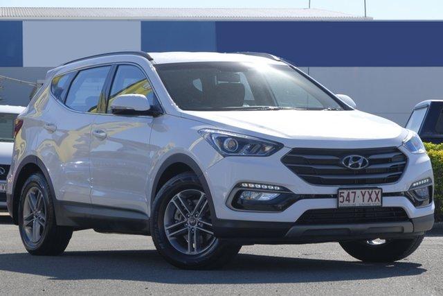 Used Hyundai Santa Fe Active, Toowong, 2017 Hyundai Santa Fe Active Wagon