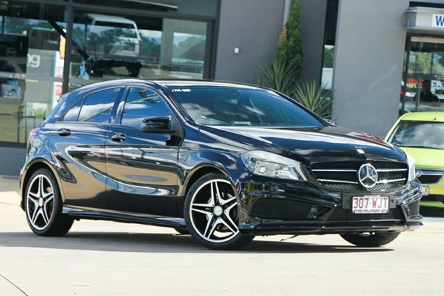 Used Mercedes-Benz A200 D-CT, Indooroopilly, 2013 Mercedes-Benz A200 D-CT Hatchback