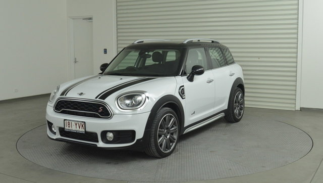 Used Mini Countryman Cooper SD ALL4, Narellan, 2016 Mini Countryman Cooper SD ALL4 Wagon
