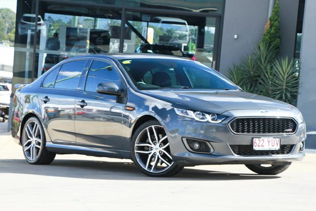Used Ford Falcon XR6 Turbo, Indooroopilly, 2014 Ford Falcon XR6 Turbo Sedan