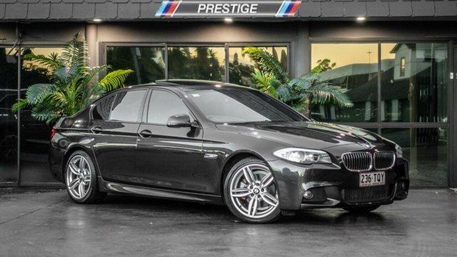 Used BMW 520d, Bowen Hills, 2013 BMW 520d Sedan
