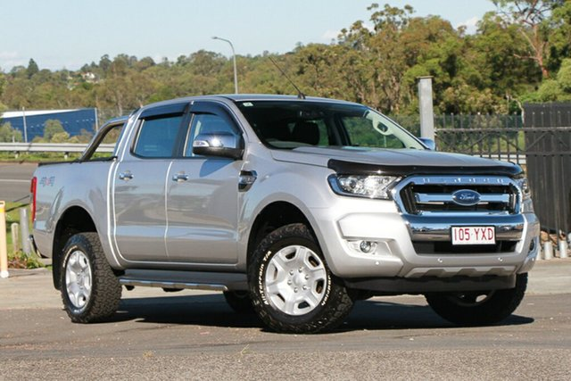 Used Ford Ranger XLT Double Cab, Indooroopilly, 2017 Ford Ranger XLT Double Cab Utility