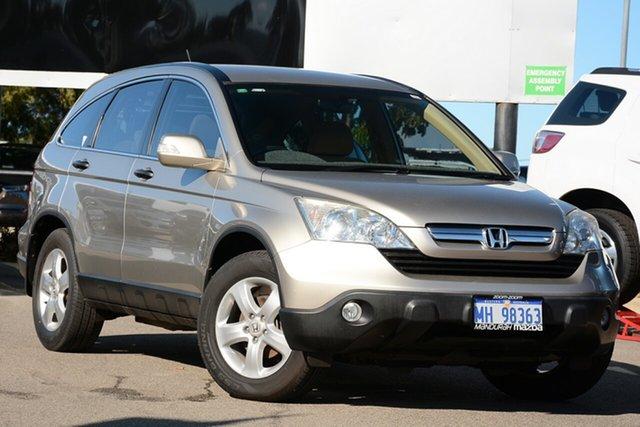 Used Honda CR-V (4x4) Sport, Mandurah, 2008 Honda CR-V (4x4) Sport Wagon