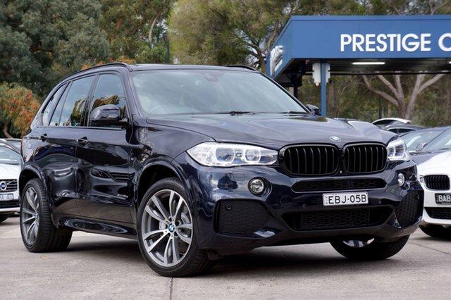 Used BMW X5 xDrive40d, Balwyn, 2015 BMW X5 xDrive40d Wagon