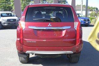 2017 Mitsubishi Pajero Sport Exceed Wagon.