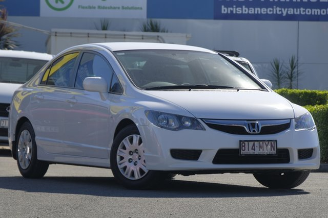 Used Honda Civic VTi, Toowong, 2010 Honda Civic VTi Sedan
