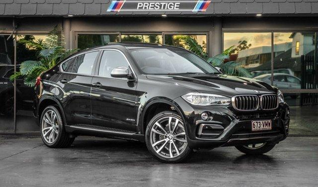 Used BMW X6 xDrive30d, Bowen Hills, 2014 BMW X6 xDrive30d Wagon
