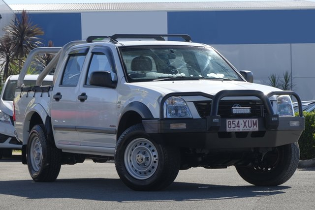 Used Holden Rodeo LX Crew Cab, Bowen Hills, 2006 Holden Rodeo LX Crew Cab Utility
