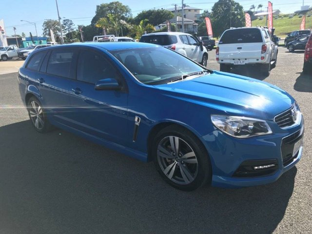 Used Holden Commodore SS Sportwagon, Gladstone, 2014 Holden Commodore SS Sportwagon Wagon