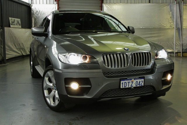 Used BMW X6 xDrive35d Coupe Steptronic, Myaree, 2008 BMW X6 xDrive35d Coupe Steptronic Wagon