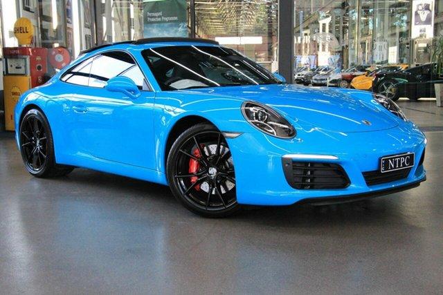 Used Porsche 911 Carrera S, North Melbourne, 2016 Porsche 911 Carrera S Coupe