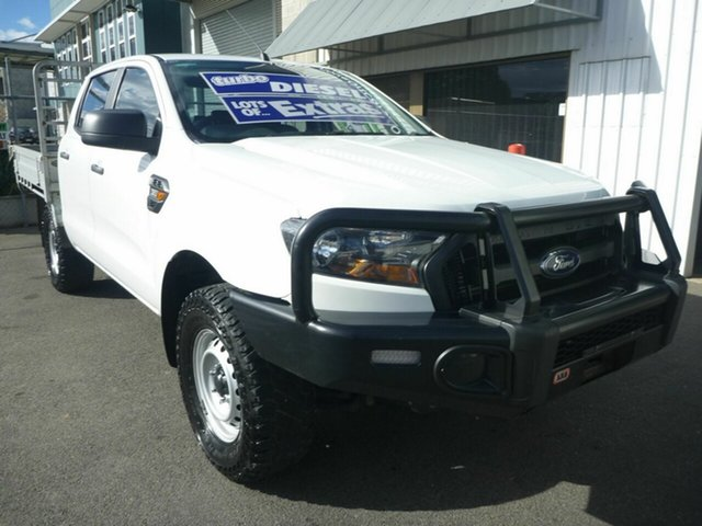 Used Ford Ranger XL Double Cab, Edwardstown, 2015 Ford Ranger XL Double Cab Cab Chassis