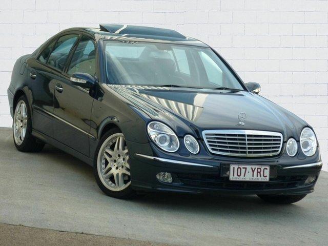 Used Mercedes-Benz E240 Avantgarde, Moorooka, 2003 Mercedes-Benz E240 Avantgarde Sedan