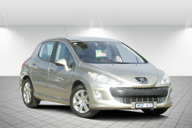 Used Peugeot 308 XSE, Oakleigh, 2008 Peugeot 308 XSE Hatchback
