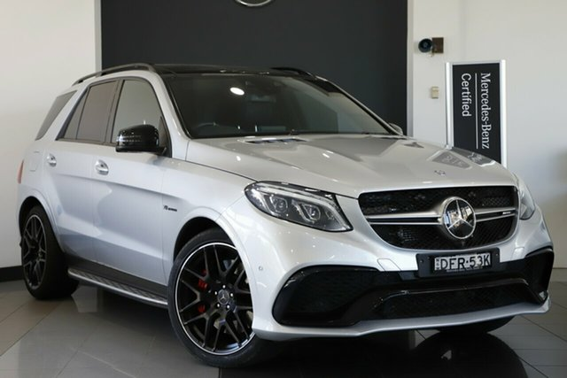 Used Mercedes-Benz GLE63 AMG SPEEDSHIFT PLUS 4MATIC S, Narellan, 2016 Mercedes-Benz GLE63 AMG SPEEDSHIFT PLUS 4MATIC S Wagon