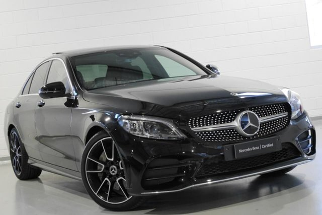 Used Mercedes-Benz C300 9G-Tronic, Chatswood, 2018 Mercedes-Benz C300 9G-Tronic Sedan