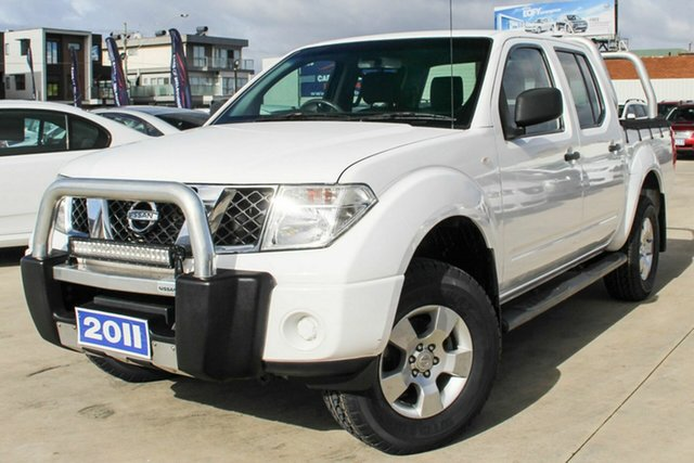 Discounted Used Nissan Navara RX 4x2, Coburg North, 2011 Nissan Navara RX 4x2 Utility