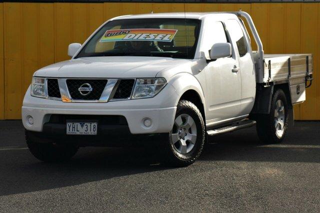 Used Nissan Navara ST-X (4x4), Cheltenham, 2011 Nissan Navara ST-X (4x4) Dual Cab Pick-up