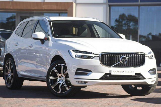 Discounted Used Volvo XC60 D4 AWD Inscription, Narellan, 2018 Volvo XC60 D4 AWD Inscription SUV
