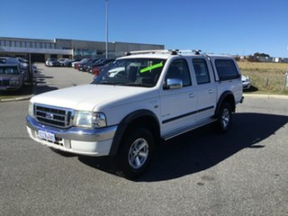 2005 Ford Courier XLT Crew Cab Pickup.