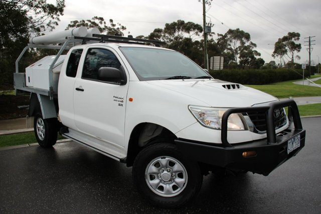 Used Toyota Hilux SR Xtra Cab, Officer, 2013 Toyota Hilux SR Xtra Cab Cab Chassis