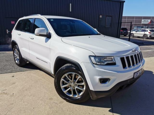 Used Jeep Grand Cherokee Laredo (4x4), Wangaratta, 2015 Jeep Grand Cherokee Laredo (4x4) Wagon