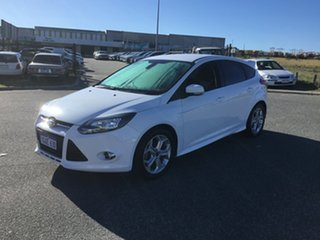 2013 Ford Focus Sport Hatchback.