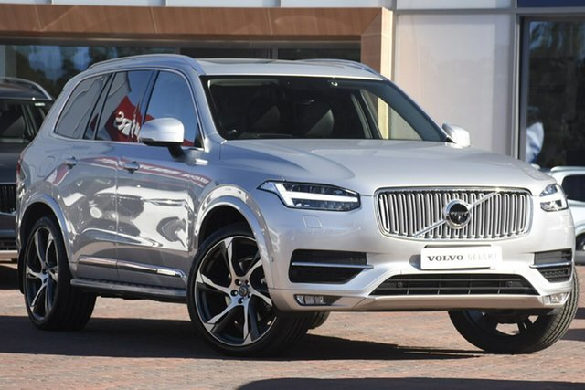 Discounted Used Volvo XC90 D5 Geartronic AWD Inscription, Warwick Farm, 2018 Volvo XC90 D5 Geartronic AWD Inscription SUV