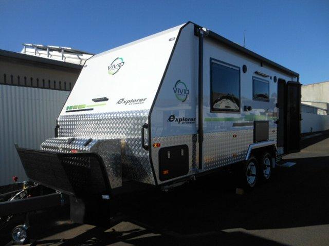 New Vivid Caravans Explorer 19'6 [UC1917], Pialba, 2019 Vivid Caravans Explorer 19'6 [UC1917] Caravan